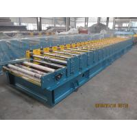 Buy cheap 7.5KW Metal Roof Panel Roll Forming Machine With Lifetime Service from wholesalers
