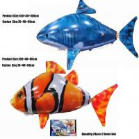 Buy cheap New china products amazing radio rc flying animal remote control fish from wholesalers