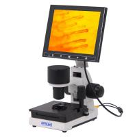 Buy cheap A33.0220 Biological Microscope With 8 Inch LCD 400x LED Light Angle Adjust from wholesalers