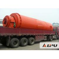 Buy cheap Stainless Steel Cement Clinker Grinding Ball Mill Plant 18.5kw from wholesalers