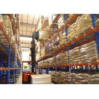 Cold Rolled Adjustable Heavy Duty Rack Shelving , Industrial Storage Racks For Warehouse