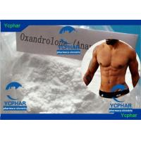 Buy cheap Oxandrolone Anavar  CAS 53-39-4 Mucle Growth Steroids White Powder Bodybuilder from wholesalers