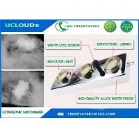 Buy cheap 3L / H Ultrasonic Mist Maker 6 Head Industrial Use Ultrasonic Water Fogger Diffuser from wholesalers