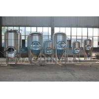 Buy cheap Sanitary Stainless Steel Dimple Jacketed Beer Fermentation Tank (ACE-FJG-2C) from wholesalers