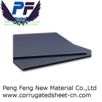 Buy cheap PP Corrugated Plastic Corflute Sheet from wholesalers