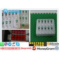 Buy cheap Pentadecapeptide BPC 157 Healing Horse Racing Hormone Peptides Unlabeled Flip Off Tops from wholesalers