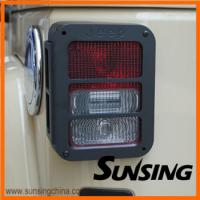 Buy cheap 8164Y12WD ABS OEM tail light cover chromed apply to Jeep Wrangler from wholesalers