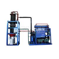 Buy cheap Quickly Freezing Tube Ice Machine , Automatic Cylinder Ice Machine20 Ton / 24h from wholesalers