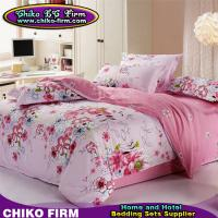 Buy cheap CKMM016-CKMM020 Home Textile Twin Full Queen King Size Printed 100% Cotton Duvet Cover Sets from wholesalers