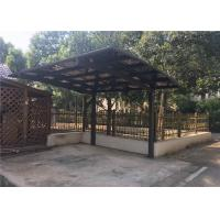 Buy cheap Aluminium Cantilever Carport and Canopy with Polycarbonate Roof from wholesalers