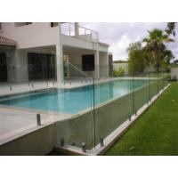 Buy cheap Pool Glass Fence from wholesalers