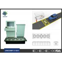 Buy cheap Airport Trains X Ray Security Scanner / Permanent Security Barrier Under Vehicle Surveillance System from wholesalers