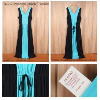 Buy cheap women's Cheap surplus clothes selling leads,Plus & large size long maxi bohemi beach dress from wholesalers