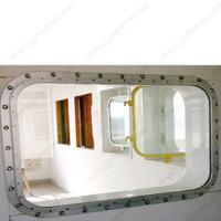 Buy cheap Steel Marine Engine Room Fixed Window from wholesalers