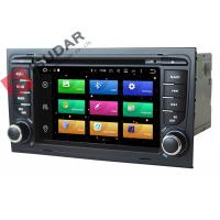 Buy cheap Octa Core 64bit Processor 2 Din Car Dvd Player Audi A4 Head Unit Supports 4K Video product