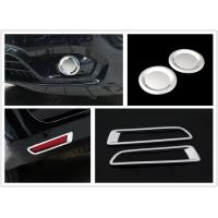 Buy cheap Chrome Front Fog Lamp Covers and Rear Bumper Light Bezel for Benz Vito 2016 from wholesalers