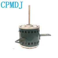 Buy cheap Cast Iron 100W CCW Outdoor Heat Pump Ducted  Fan Motor Replacement product