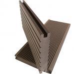 Buy cheap Hot outdoor wood plastic floor Anticorrosive wood plastic fence flower gazebo material 95×15 solid wood flooring from wholesalers