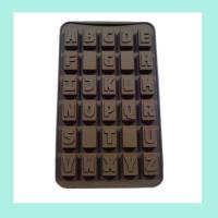 Buy cheap letter shape silicone ice trays , heart shape silicone ice trays product