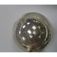 Buy cheap Antique Silver Glass Ball Ornaments 80 mm to 100 mm from wholesalers