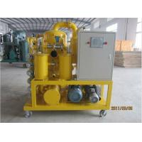 Buy cheap Fully-auto Transformer Oil Purifier Transformer Oil Filtration Oil Recondition Equipment from wholesalers