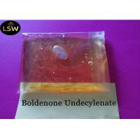 Buy cheap High Purity Yellow  Muscle Gaining Liquild Boldenone Undecylenate/EQ CAS 13103-34-9 from wholesalers
