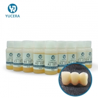Buy cheap 26 Colors 16 Colors Water Base Dental Zirconia Liquid from wholesalers