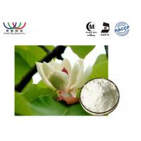 Buy cheap Anti - Microbial Pure Honokiol Extract , Organic Magnolia Officinalis Extract from wholesalers