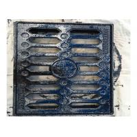 Buy cheap Anti Frozen Cast Iron Grating And Frame Square Type Corrosion Resistance from wholesalers