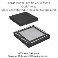 Buy cheap ADF4350BCPZ-RL7 AD ADI LFCSP32 Clock Timing Clock Generator PLLs Frequency Synthesizer IC from wholesalers