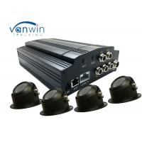 Buy cheap H.264 HDD Mobile DVR Car Remote Viewing and Tracking System 3G GPS Tracker DVR from wholesalers
