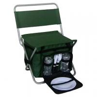 Buy cheap Folding Chair with Cooler bag (Picnic bag Set)--camping luggage set product