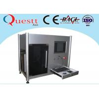 Buy cheap Easy Operate Cnc Laser Engraving Machine , Top 3d Laser Etching Machine Stable from wholesalers