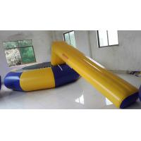 Buy cheap Inflatable Water Trampoline Combo For Waterpark from wholesalers