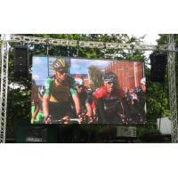 Buy cheap Ceiling Seamless Splice Stadium LED Display , commercial LED Cube Display P6 from wholesalers