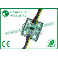 Buy cheap Outside  Addressable  RGB LED Pixel Color Changing  IP66 0.96W from wholesalers