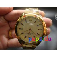 China China replica kate spade watch,Women's Gramercy Grand Gold-Tone Stainless Steel Bracelet on sale