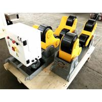 Buy cheap Self Aligned Rotator Turning Rolls For Tank Boiler Wind Tower Welding Fabrication product