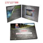 Buy cheap 2.4 Inch TFT LCD Video Invitation Cards , JPG / JPEG Photo Format Custom Video Brochure from wholesalers