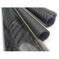 Buy cheap high strength carbon fiber pole, customized OD carbon fiber pole from wholesalers