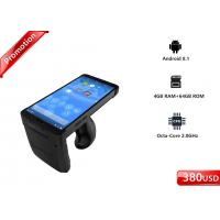 Buy cheap Android 8.1 Octa-Core 2.0GHz 4GB RAM 64GB ROMIP65 Honeywell N6603  Handheld UHF RFID Reader  Pistol Grip from wholesalers