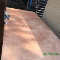 Buy cheap Okoume  faced commercial plywood in 1220x2440mm from wholesalers