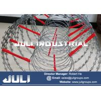 Buy cheap supply high quality concertina electrificada 450mm /900mm from wholesalers