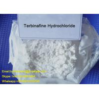 Buy cheap Antifungal Terbinafine Hydrochloride Pharmaceutical Intermediates CAS 78628-80-5 GMP Grade from wholesalers