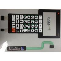 Buy cheap Silver Paste Waterproof Membrane Switch PCB , Membrane Keyboard Switches product