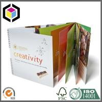 Buy cheap Spiral Binding Color Printing Brochure; A4 Size Brochure Book Print Service from wholesalers