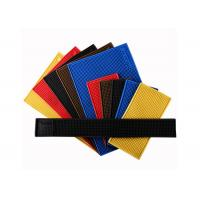 Buy cheap Colorful PVC Square Bar Mat , Durable Anti Slip Personalised Rubber Bar Mats from wholesalers