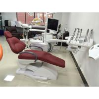 Good quality factory price with ISO and CE approved dental chair leather cushion