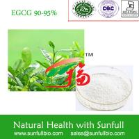 Buy cheap Green Tea Extract, 100% Natural , EGCG, EC, Epicatechin,organic from wholesalers