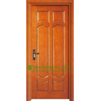 Buy cheap Teak Timber Veneer Wood Door With Frame For Apartment, Teak Wood Door Design Main doors from wholesalers